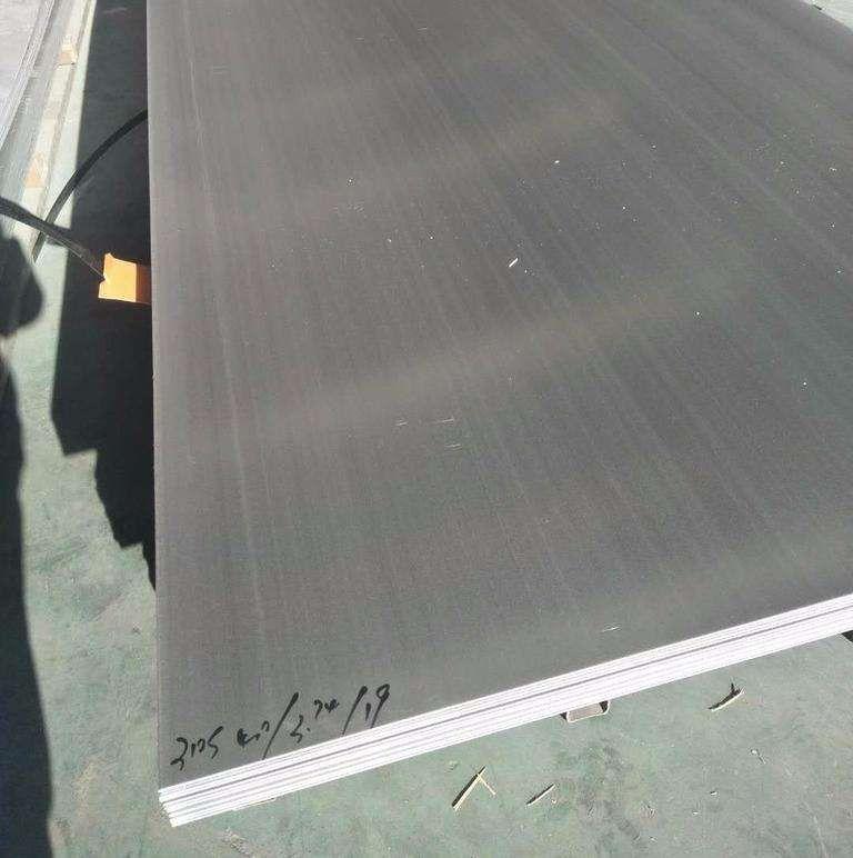尧都2205双相不锈钢板品质检验报告