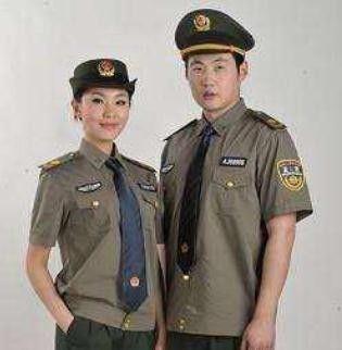忻州新式城管执法制服的定制