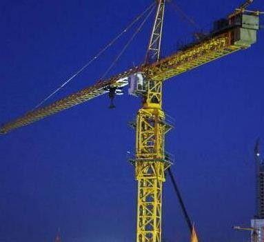 丹东大型塔机租赁行业展望