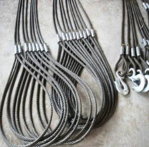 东莞钢丝绳插编索具规格型号