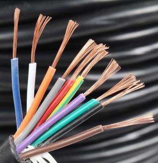 靜海橡套電纜安裝操作注意事項