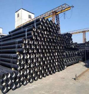 樂山球墨鑄鐵管污水用市場潛力攀升