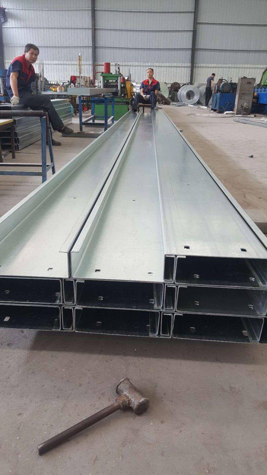 迪慶大型廠房主梁焊接型鋼產品的常見用處