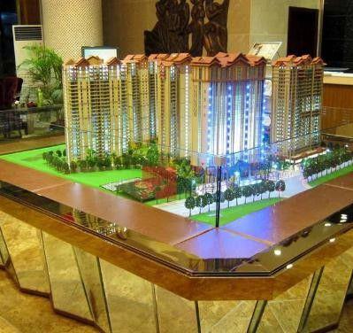 昌都城市规划模型行情仍受看好