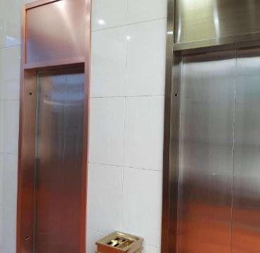 阿里裝配式電梯門套檢驗依據