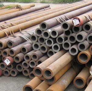 日喀则9948高压合金管勇敢创新的市场反响