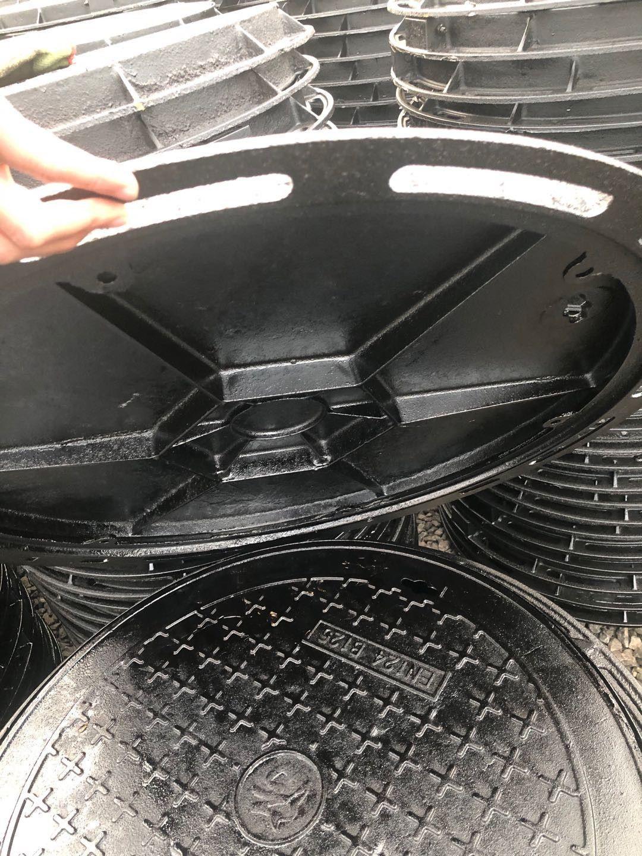 安阳球墨雨水篦子品质改善