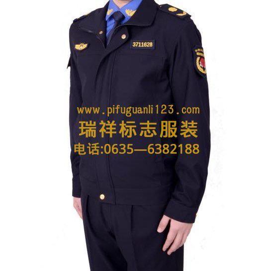 柳州城管标志服装知名厂家