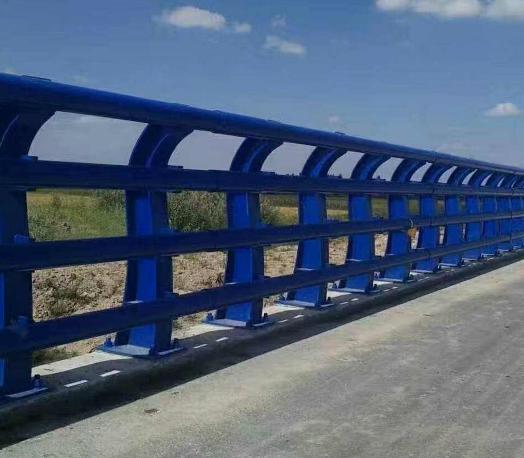 邗江焊接桥梁护栏公司销售