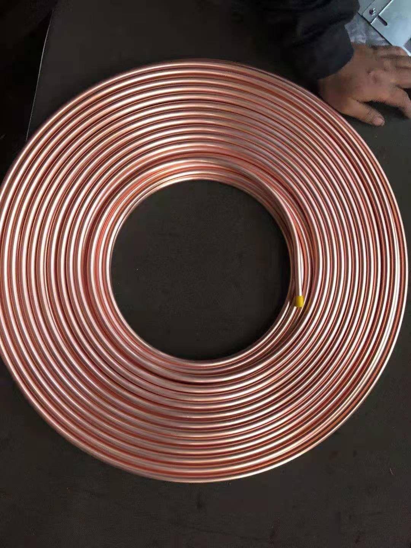 葫芦岛内螺纹铜管品牌利好发展
