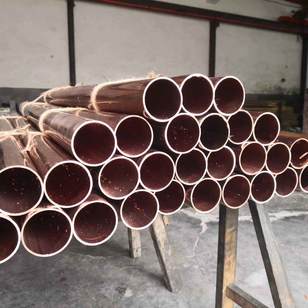 塔城外螺纹铜管检验依据