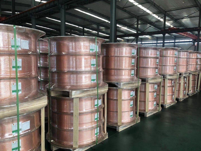 张家界蚊香盘铜管供应链品质管理