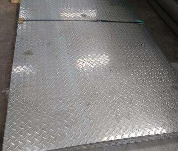 防城港热轧花纹板品质改善