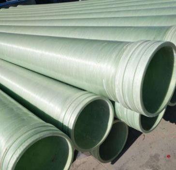 潮州玻璃纤维缠绕夹砂管市场新闻