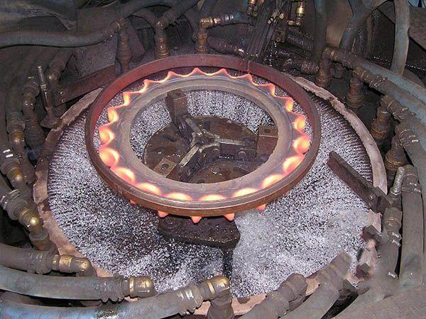 通化锻造煤炉和中频炉勇敢创新的市场反响