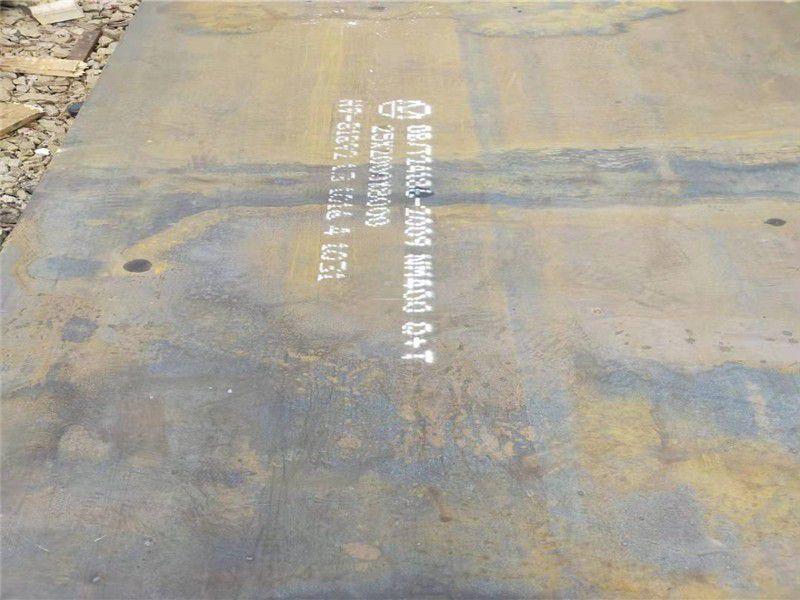 宜州Q355GNH耐候板庫存行情