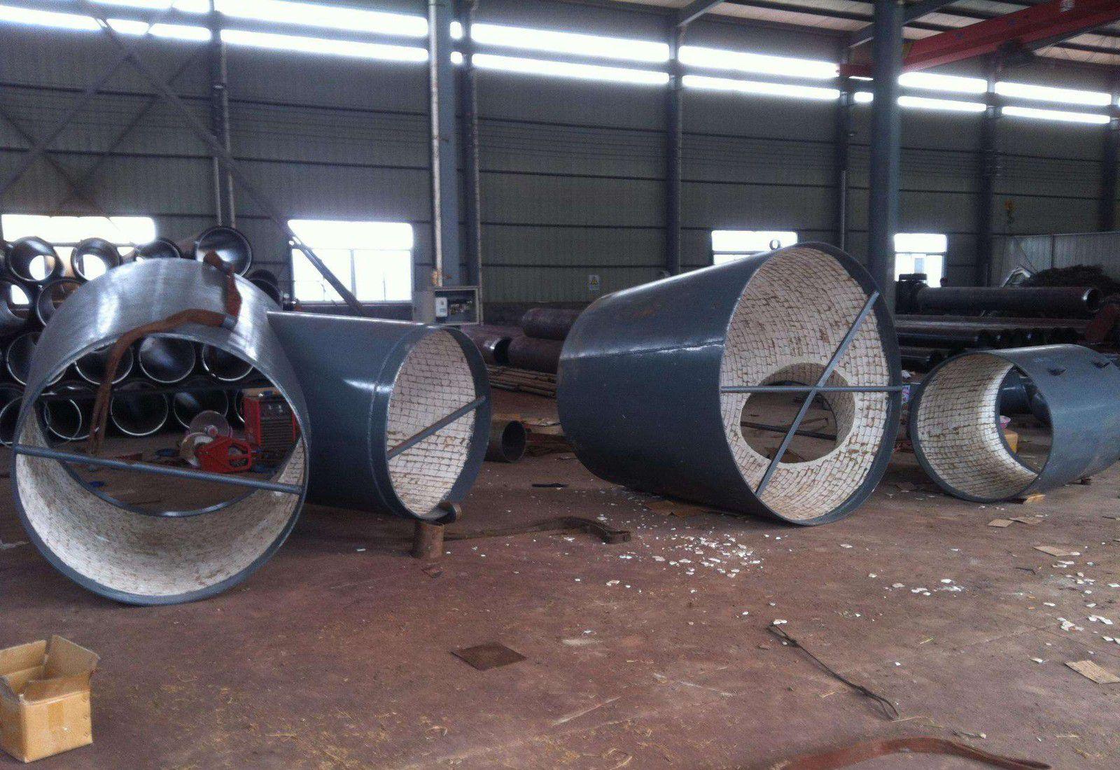 東洲耐磨陶瓷復合管創新模式