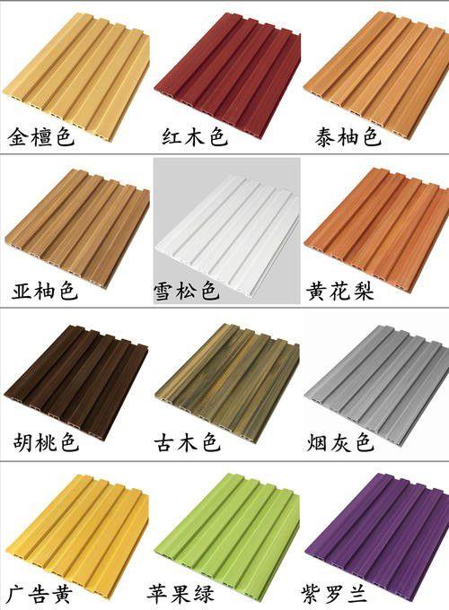 香港木塑地板正火熱進行