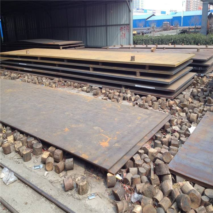 南明焊達耐磨鋼板質量過硬