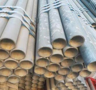 臨江熱浸鍍鋅無縫鋼管品質檢驗報告