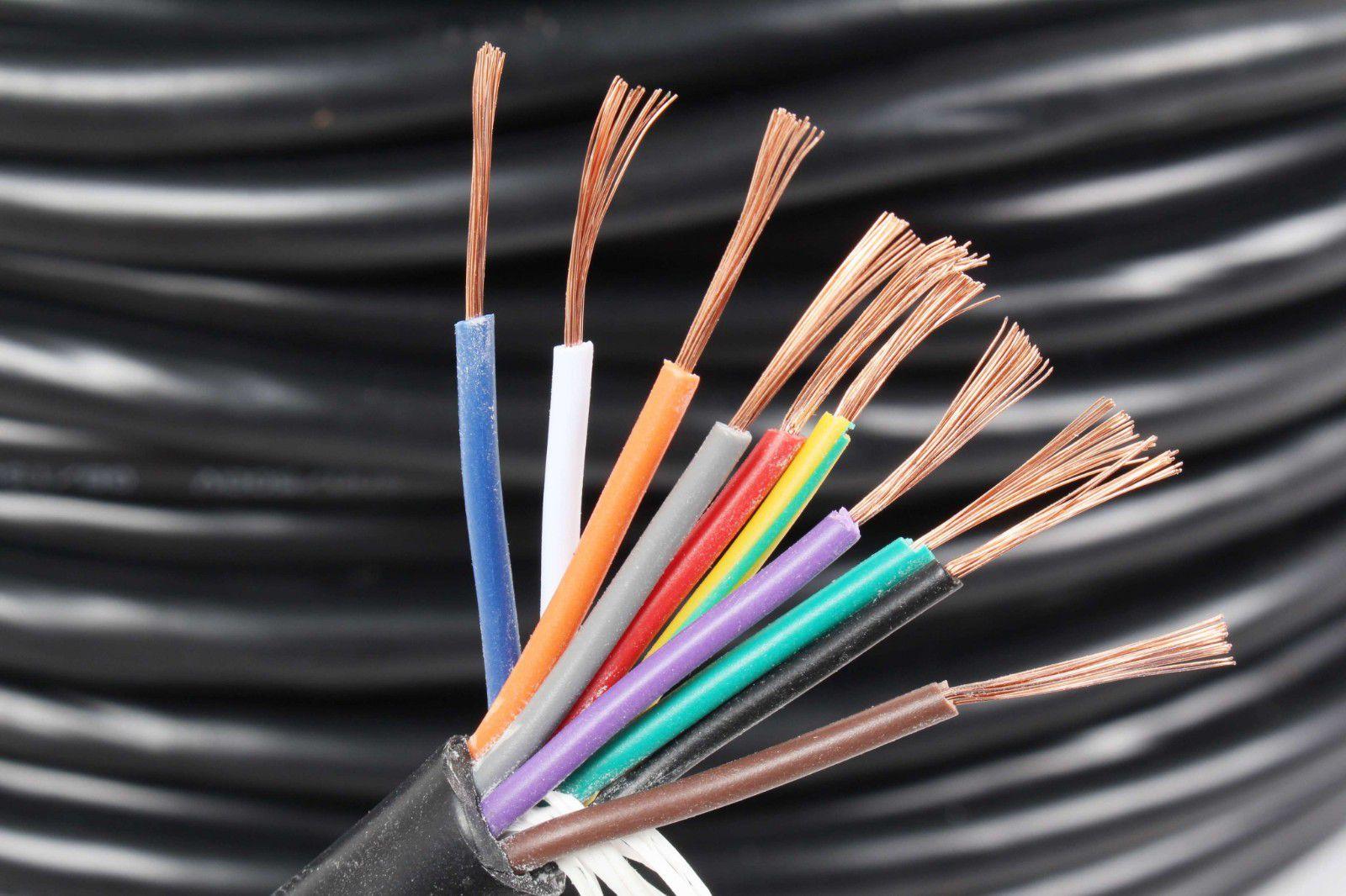 葫芦岛矿用橡套电缆产品的区分鉴别方法