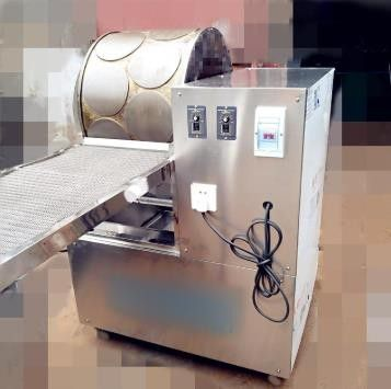 德宏傣族景頗族自治州電動春卷皮機器發展前景廣闊