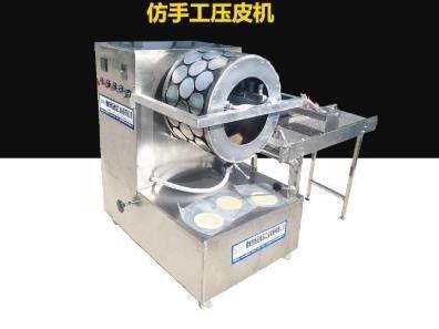 江西小卷餅機亮出專業標準
