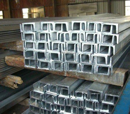 长岛县 Q355B幕墙镀锌槽钢厂家发货