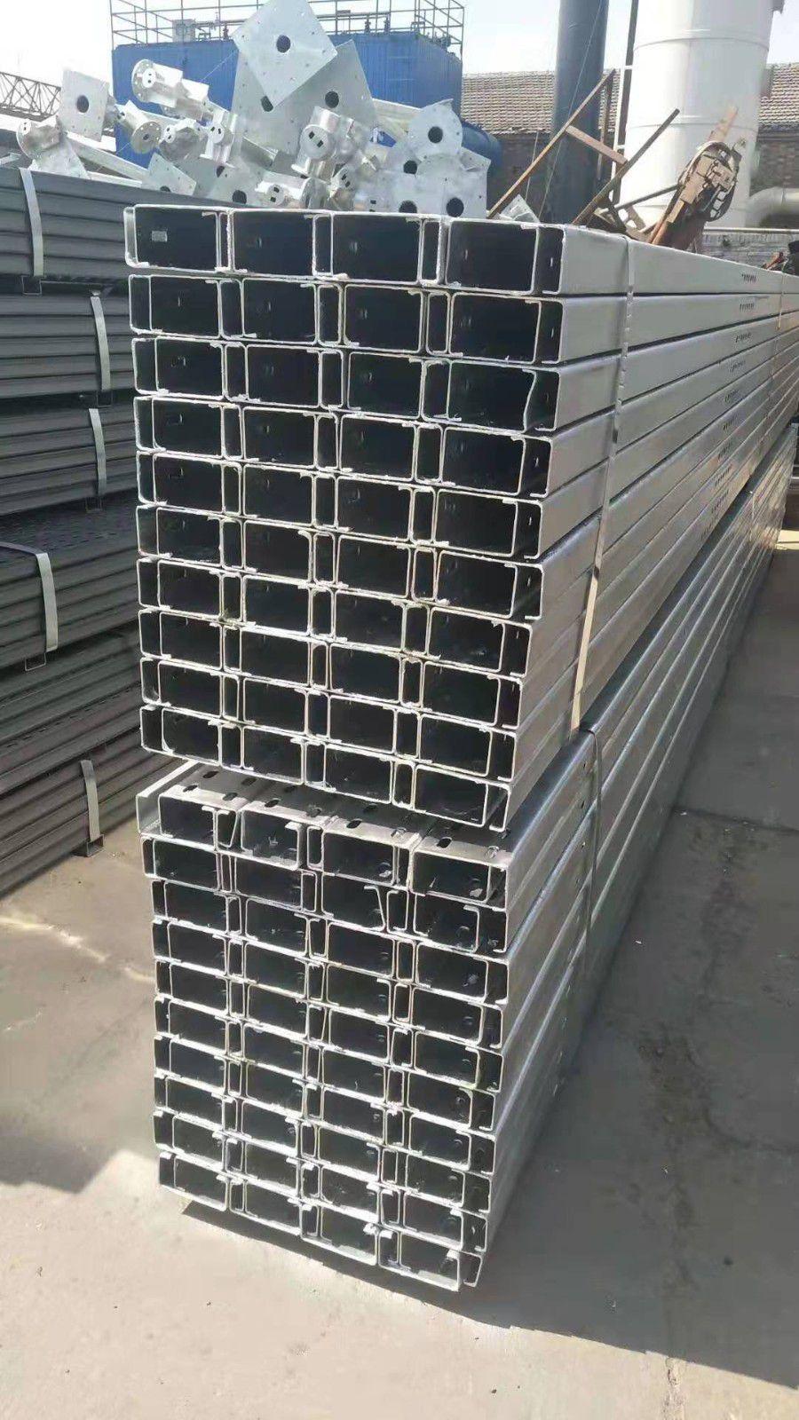 和田Q235B角鋼發展課程