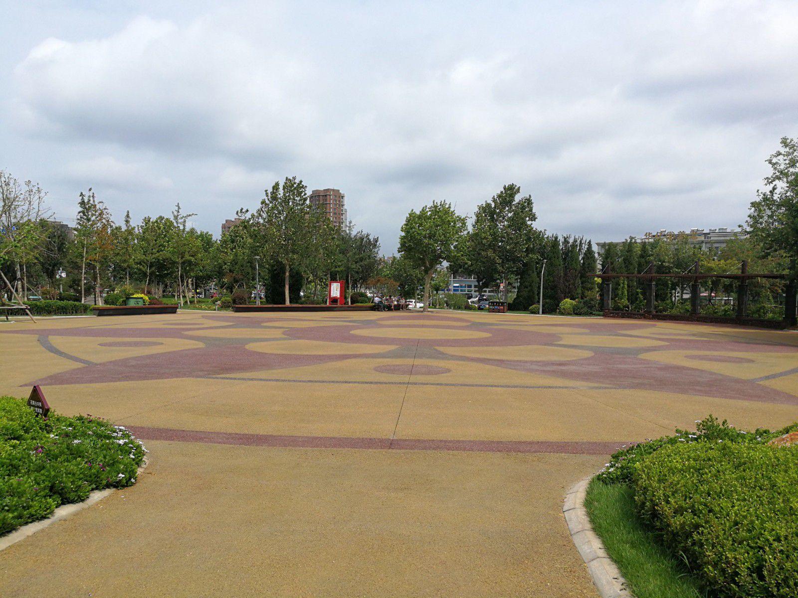 平涼藝術地坪有什么用途