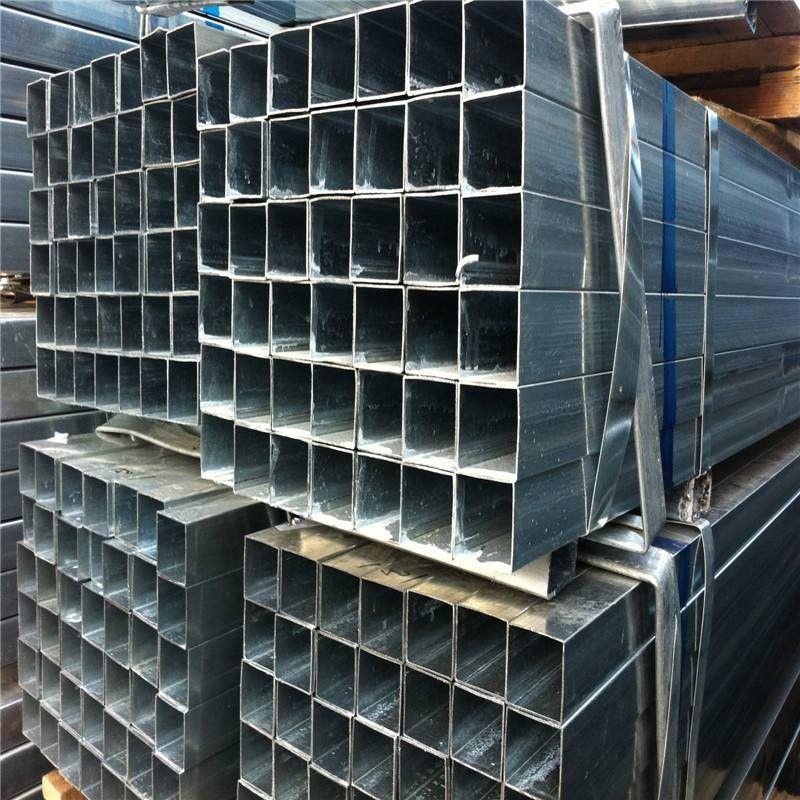 松原矩型方钢供货