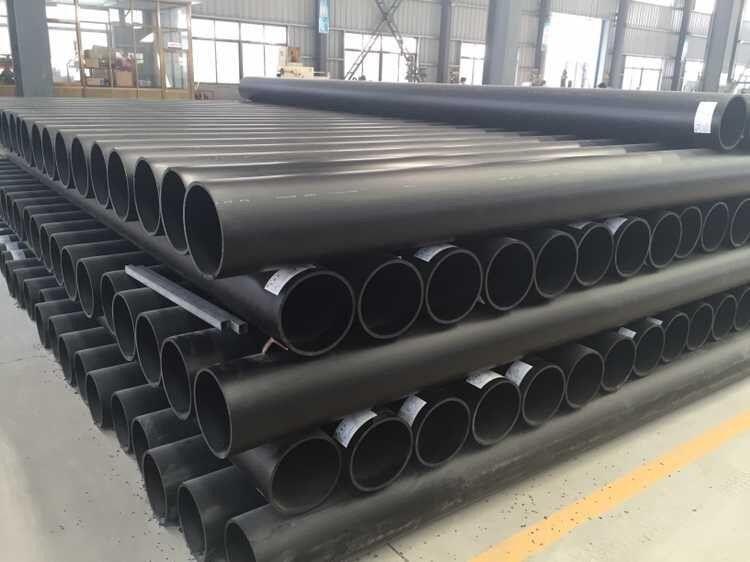 蘭州PE鋼帶管質量管理