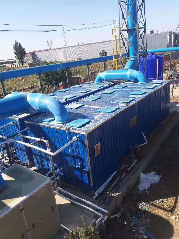 錫林郭勒盟污水除臭設備專業為王