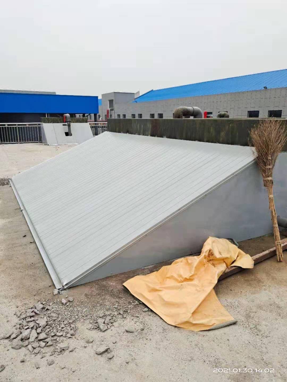 云浮玻璃钢污水池盖板全体员工