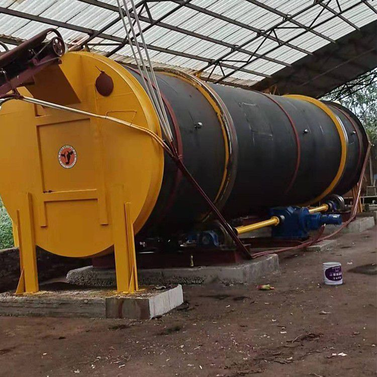 武威农业秸秆有机肥处理设备经销批发