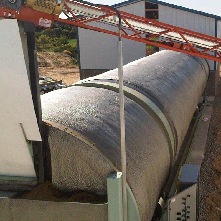 庆阳畜禽粪污好氧发酵设备质量检验报告