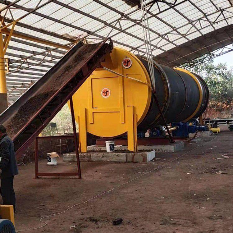 防城港污泥有機肥發酵罐行業研究報告