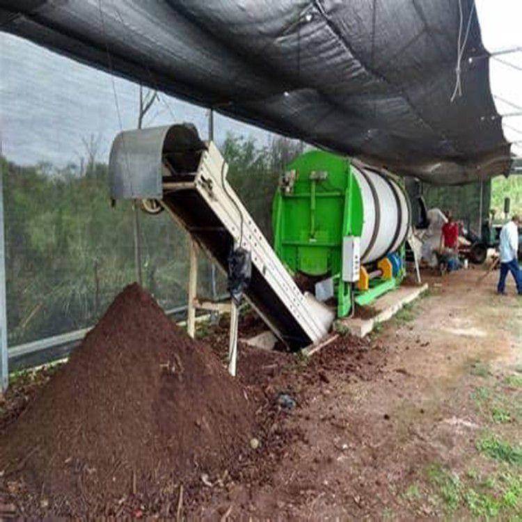 日喀则好氧发酵堆肥处理设备将超预期
