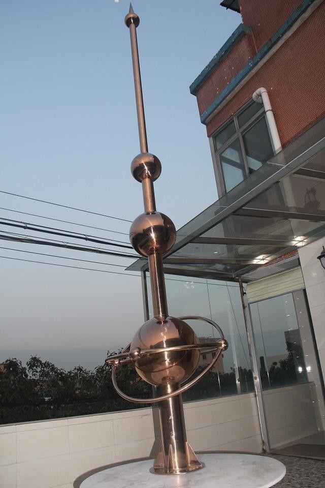 永濟30米避雷針材質保障