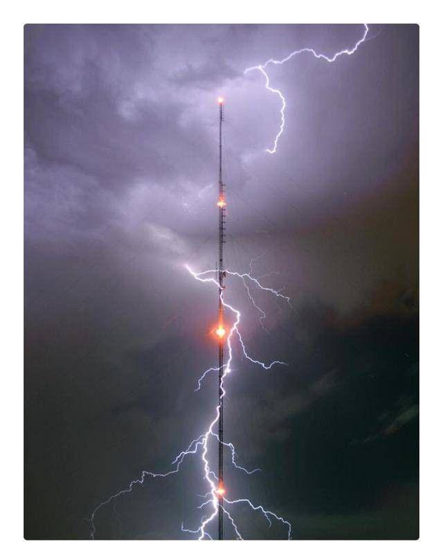 陽新19米避雷針 品質保證