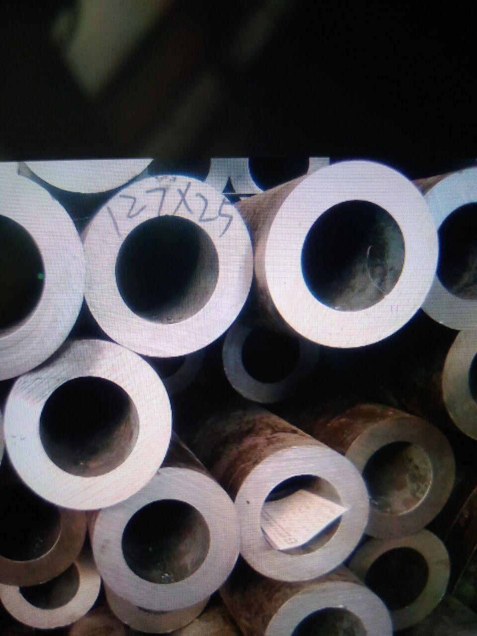 大庆45#无缝钢管产品使用有哪些基本性能