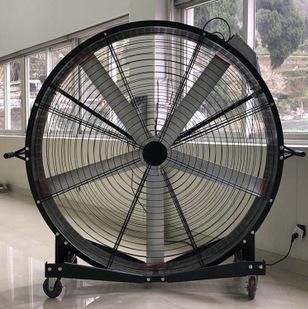 牡丹江工業風扇產品性能發揮與失效