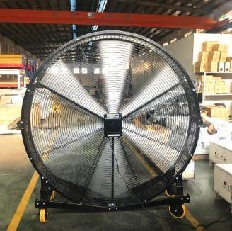 唐山大型工業風扇產品發展趨勢和新興類別