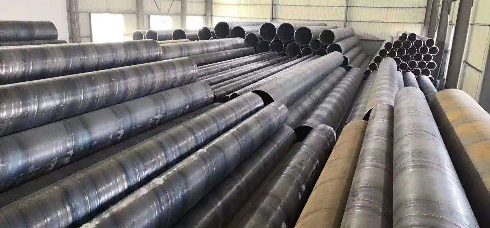 贺州防腐钢管厂家品质文件