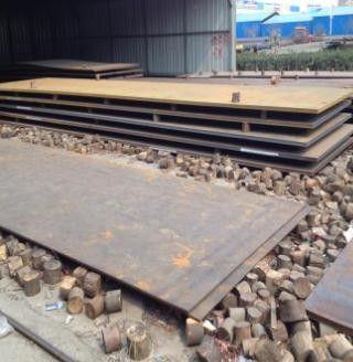 满洲里NM400耐磨钢板市场格局