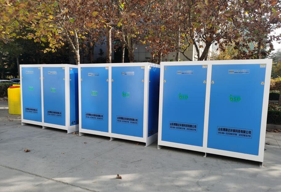 揚州移動方艙實驗室污水處理設備市場風高浪