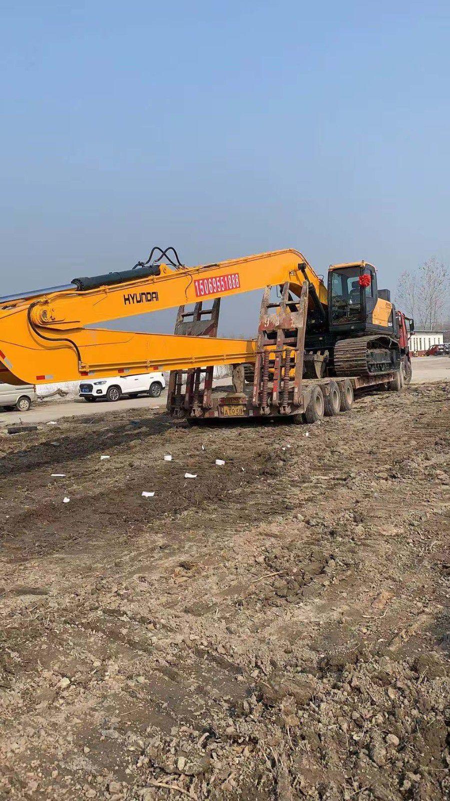 烏魯木齊30米加長臂挖掘機出租價格平穩