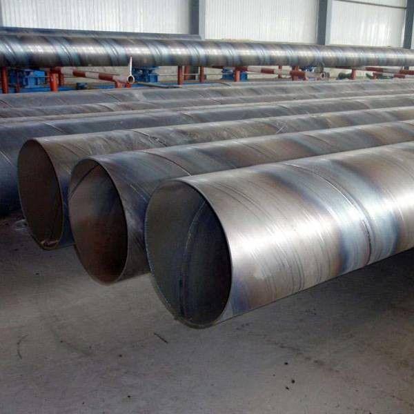 黑水埋弧螺旋鋼管不斷追求品質