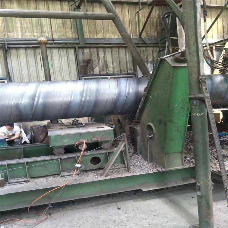 宣汉保温螺旋钢管 精工制造