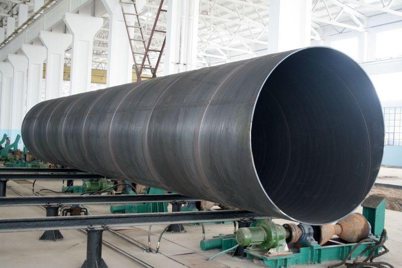 陽泉內外防腐螺旋鋼管高效服務